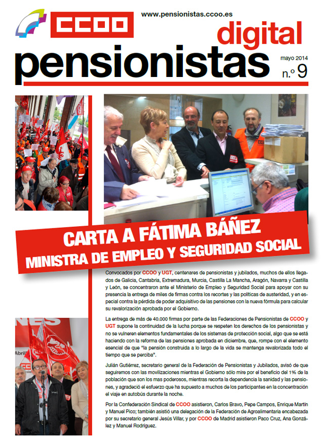 Pensionistas Digital Nº9
