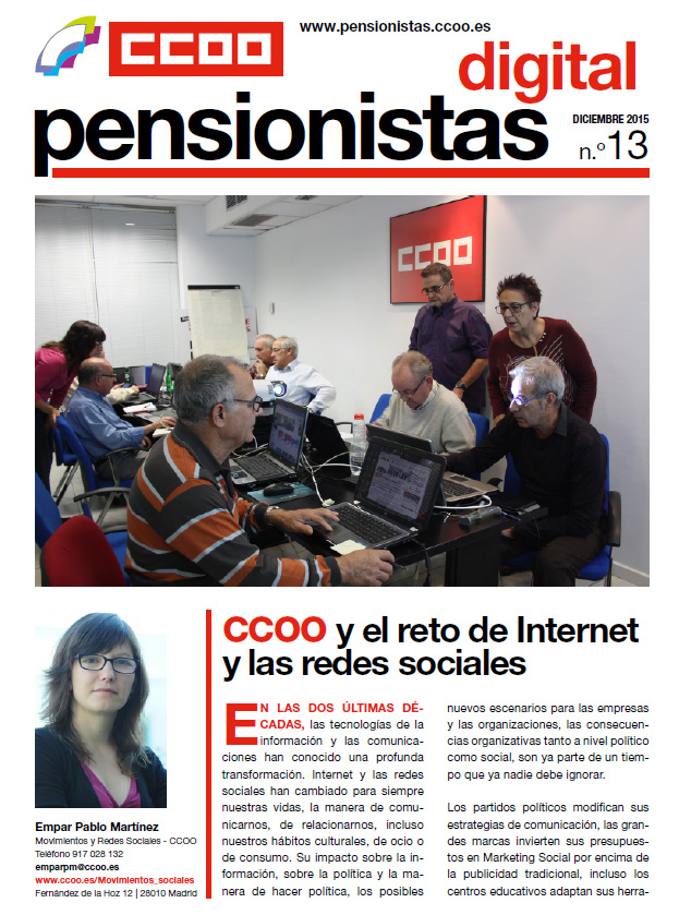 Pensionistas Digital Nº13