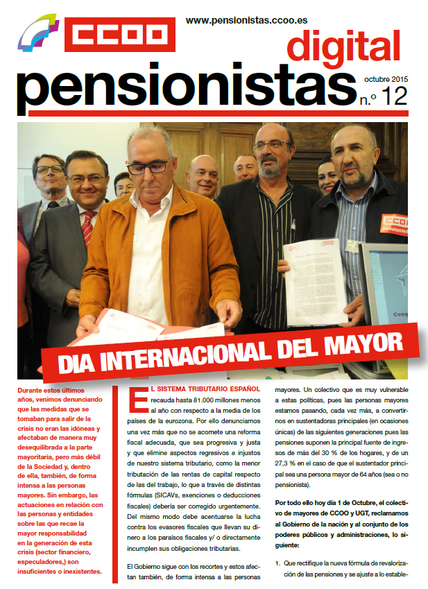 Pensionistas Digital Nº12